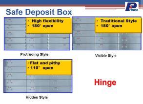 Pingan Safe Deposit 3