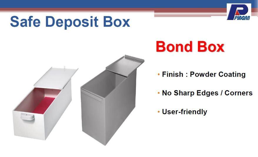 Pingan Safe Deposit 4
