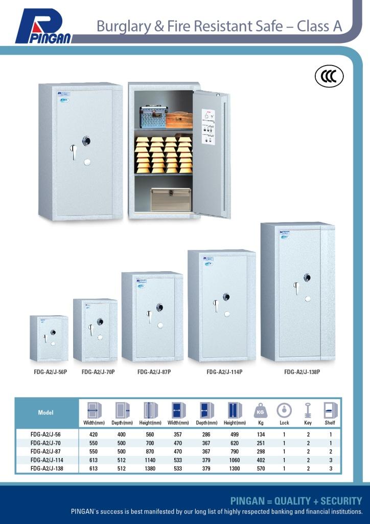 Theft& Fire Resistant Safe-K2 confirmed